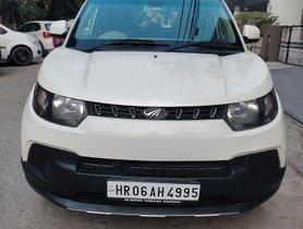 Used 2016 Mahindra KUV100 NXT MT for sale in New Delhi