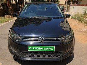 Volkswagen Polo GT TSI 2013 MT for sale in Bangalore