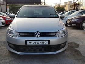Volkswagen Polo Petrol Highline 1.6L MT 2011 in Pune