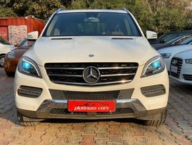 2015 Mercedes Benz M Class ML 250 CDI AT for sale at low price in Ahmedabad