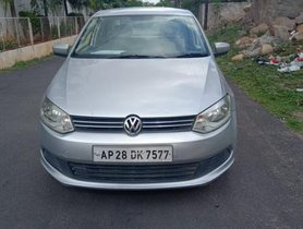 Volkswagen Vento Diesel Trendline 2011 MT for sale in Hyderabad