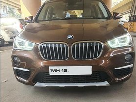 BMW X1 sDrive 20d xLine AT 2016 in Pune