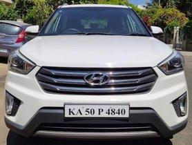 Hyundai Creta 1.6 CRDi AT SX Plus 2016 for sale in Bangalore
