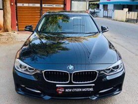 BMW 3 Series 320d Sport AT 2015 in Bangalore