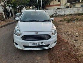 Ford Figo 1.5D Titanium MT 2018 for sale in Hyderabad