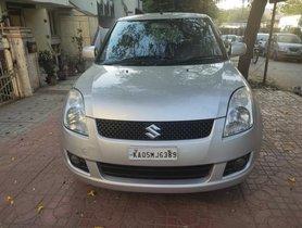Maruti Suzuki Swift VXI MT 2011 for sale in Bangalore