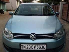 Used 2013 Volkswagen Polo Diesel Comfortline 1.2L MT car at low price in Chennai