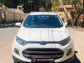 Ford EcoSport 1.5 TDCi Titanium Plus 2017 MT for sale in Bangalore