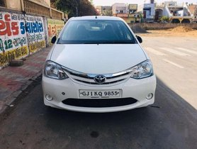 Toyota Etios 2011 GD MT for sale in Ahmedabad