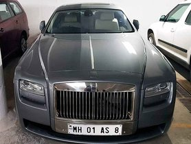 Nirav Modi's Rolls-Royce Ghost and Porsche Panamera set to be auctioned on February 27th