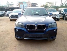 2011 BMW X3 xDrive 20d Luxury Line AT for sale in Hyderabad