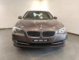 Used BMW 5 Series AT 2013-2017 2013 in Mumbai