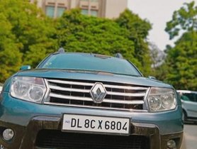 Renault Duster 85PS Diesel RxL Option 2012 MT for sale in New Delhi