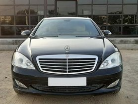2007 Mercedes Benz S Class AT for sale at low price in Hyderabad