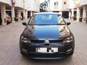 Volkswagen Polo 1.2 MPI Highline 2018 MT for sale in Chennai