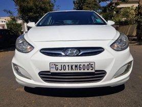 Hyundai Verna 1.4 EX MT 2011 for sale in Ahmedabad