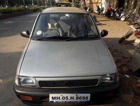 2003 Maruti Suzuki Zen MT for sale at low price in Goregaon