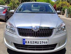 2014 Skoda Rapid 1.6 TDI Ambition Plus MT for sale in Bangalore