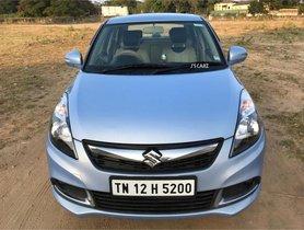Used 2015 Maruti Suzuki Dzire ZXI MT for sale in Chennai
