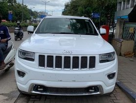 Jeep Grand Cherokee Limited 4X4 AT 2017 in Pune