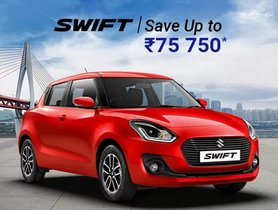 Maruti Swift Diesel Available With Discounts Worth Rs 75,000
