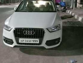 2012 Audi TT AT for sale in Hyderabad
