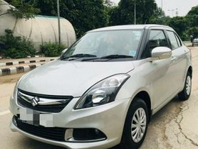 Used Maruti Suzuki Dzire VXI MT 2015 in New Delhi