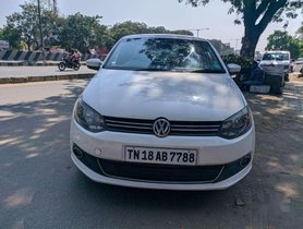 Used 2014 Volkswagen Vento MT car at low price in Chennai