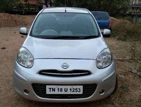 2013 Nissan Micra Diesel MT for sale at low price in Chennai
