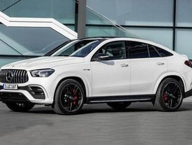 Mercedes-AMG Pulls Cover Off The New AMG GLE 63 Coupe