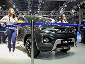 2020 Maruti Vitara Brezza Launched, Prices Start at Rs 7.34 Lakh