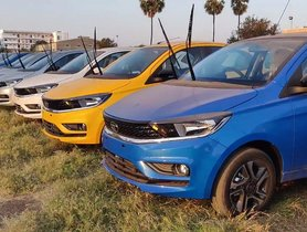 2020 Tata Tiago All Colour Options Showcased [Video]