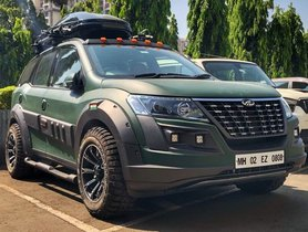 Check Out This Official Mahindra XUV500 Modification