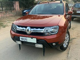 2017 Renault Duster AMT Diesel for sale in New Delhi