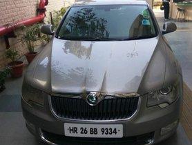 2010 Skoda Superb Petrol MT for sale in New Delhi