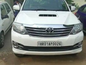 2016 Toyota Fortuner 4x4 Diesel MT  for sale in New Delhi