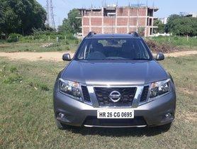 2014 Nissan Terrano XL Petrol MT  in New Delhi
