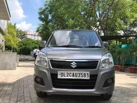 2015 Maruti Suzuki Wagon R Petrol MT in New Delhi