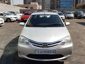 2011 Toyota Etios Version G MT for sale in Ahmedabad