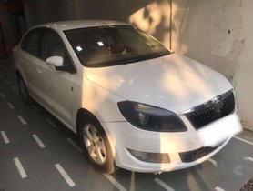 2015 Skoda Rapid MT for sale in Thane