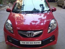 Honda Brio VX MT 2015 in Hyderabad
