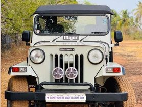 Used Mahindra Jeep 2009 MT for sale in Tirur