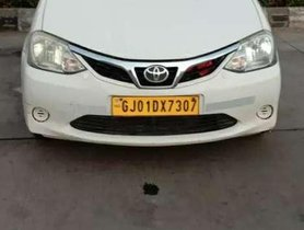 2015 Toyota Etios GD MT for sale in Ahmedabad