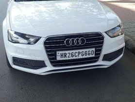 2015 Audi A4 AT for sale at low price in Panchkula