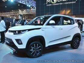 This Electric Car from Mahindra Costs less than half of Tata Nexon EV