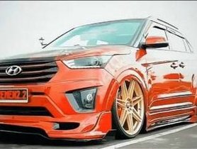 Modified Hyundai Creta That Has BMW and Audi like suspension