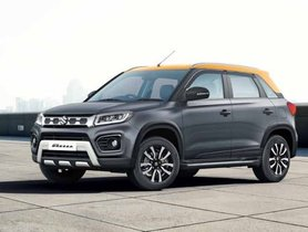 2020 Maruti Vitara Brezza Accessories Explained