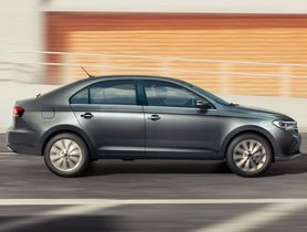 Next-gen VW Vento Unveiled In Russia