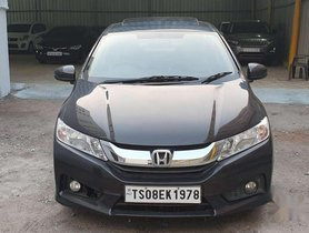 Used 2015 Honda City MT car in Hyderabad