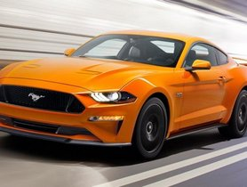 Ford Motor's Linkedin Hints At A Ford Mustang Update